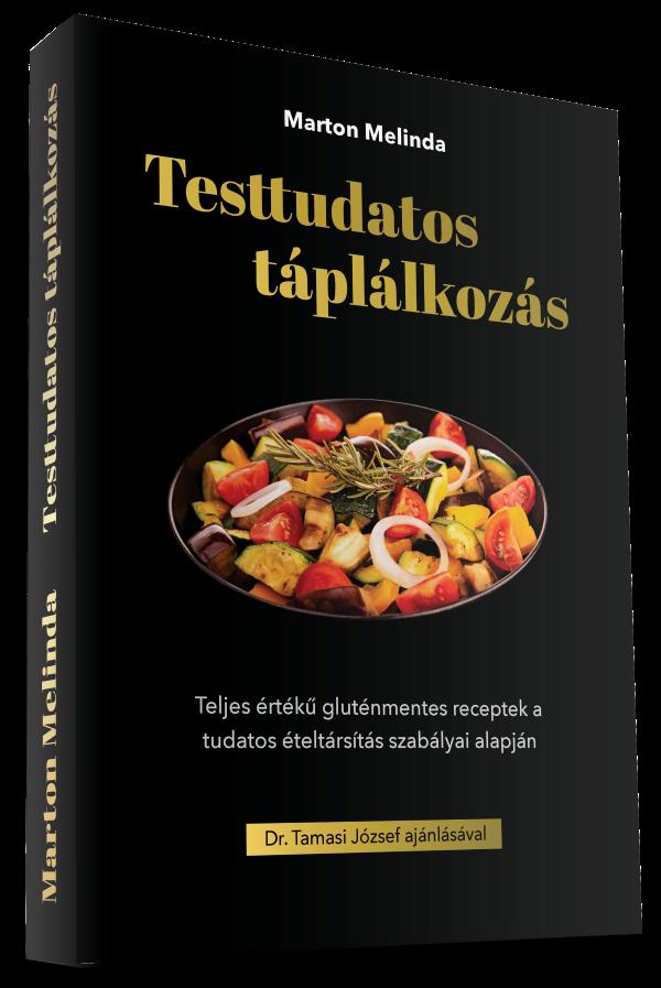 Testtudatos Táplálkozás receptkönyv