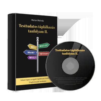 Testtudatos Táplálkozás Tanfolyam II.
